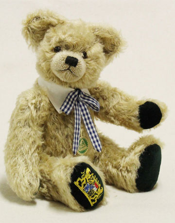 Bavarian Anthem Bear 19925-8