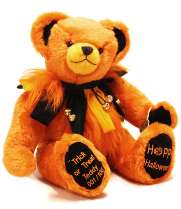 Trick Or Treat Teddy, 2019 Halloween Bear 19322-5