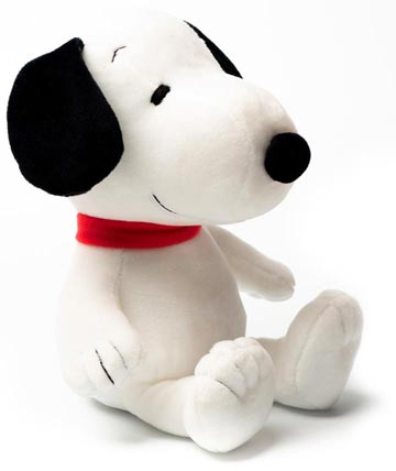 Snoopy Seated