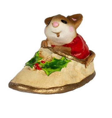 Mini Chris-Mouse Slipper M-166m