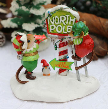 North Pole Elves M-550a