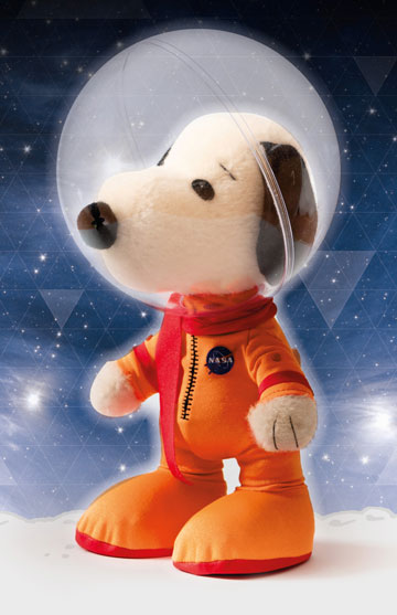NASA Astronaut Snoopy  100591