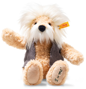 Albert Einstein Teddy Bear EAN 002298