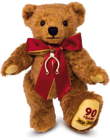 90th Anniversary Commemorative Teddy Bear