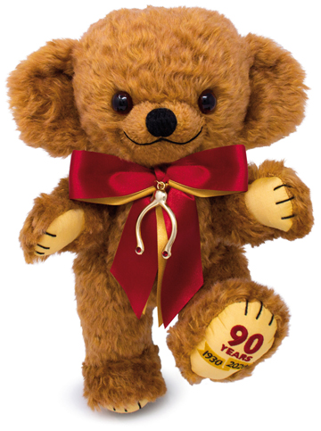 90th Anniversary Commemorative Cheeky Bear