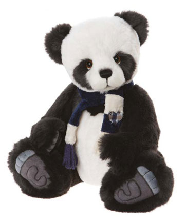 Piran Panda by Charlie Bears