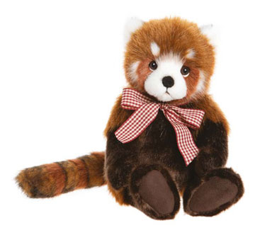 Truckle Red Panda