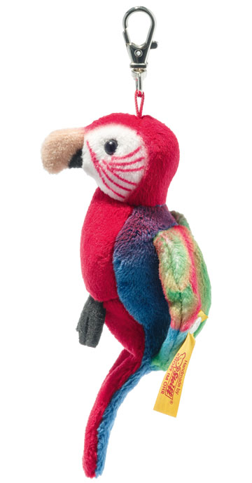 National Geographic Macaw Parrot Keyring EAN 024405
