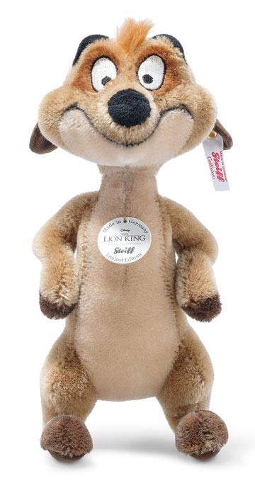 Timon Meerkat, Disney Lion King EAN 355509