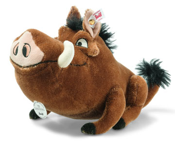 Pumbaa Warthog, Disney Lion King EAN 355516