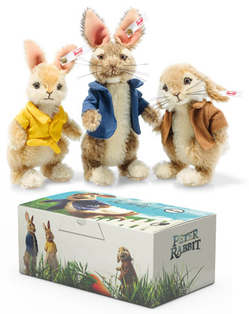 Peter Rabbit Gift Set EAN 355622