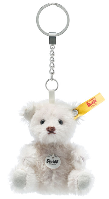 Lilac And Gray Mini Teddy Bear Pendant EAN 039560