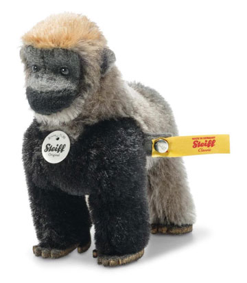 National Geographic Boogie Gorilla In Gift Box EAN 033582 by Steiff
