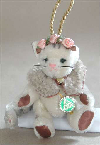 Cat Ornament 22236-9