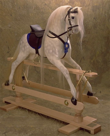 Swing Stand Dapple Horse