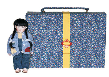 Aimi In Holiday Suitcase Club
