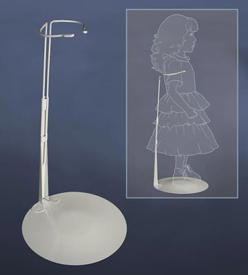 20 to 30 Inch Doll Stand