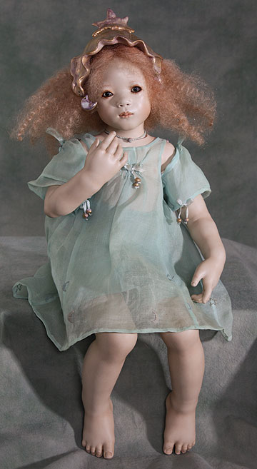 Mondkind Artist's Proof 1 of 2 by Annette Himstedt