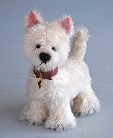 Roxy The Westie By Kislingbears At The Toy Shoppe