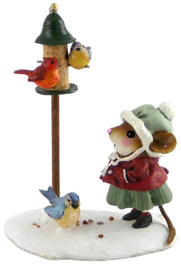 Feathered Friends M-429 by Wee Forest Folk