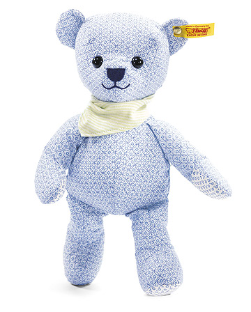 Steiff's Family Circus Teddy Bear Blue EAN 238109 by Steiff
