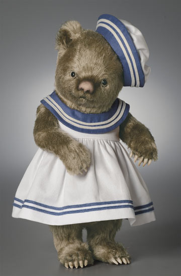 Colette Toddler Bear by R. John Wright
