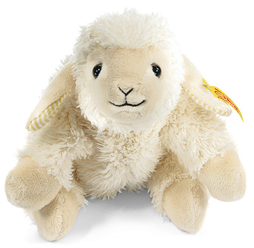 Steiff's Little Floppy Linda Lamb EAN 281129 by Steiff