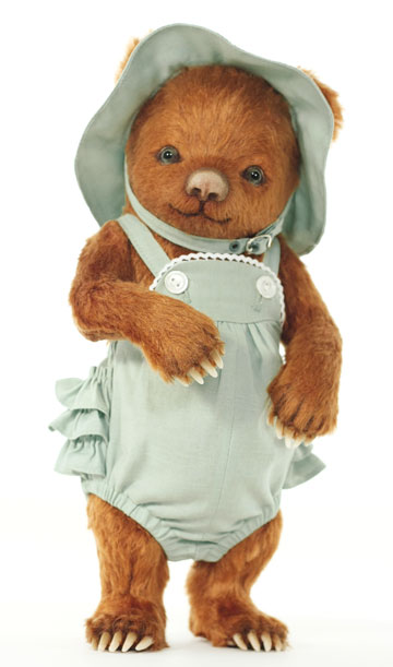 Isabelle Toddler Bear by R. John Wright