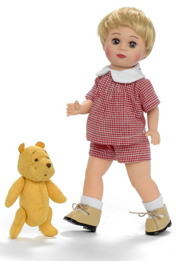 Christopher Robin Classic Winnie The Pooh 66740 by Madame Alexander
