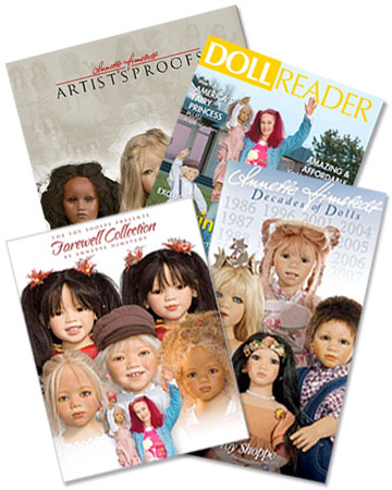 Annette Himstedt Catalog Set by Annette Himstedt