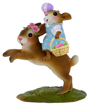 Easter Bunny Hop M-479 by Wee Forest Folk