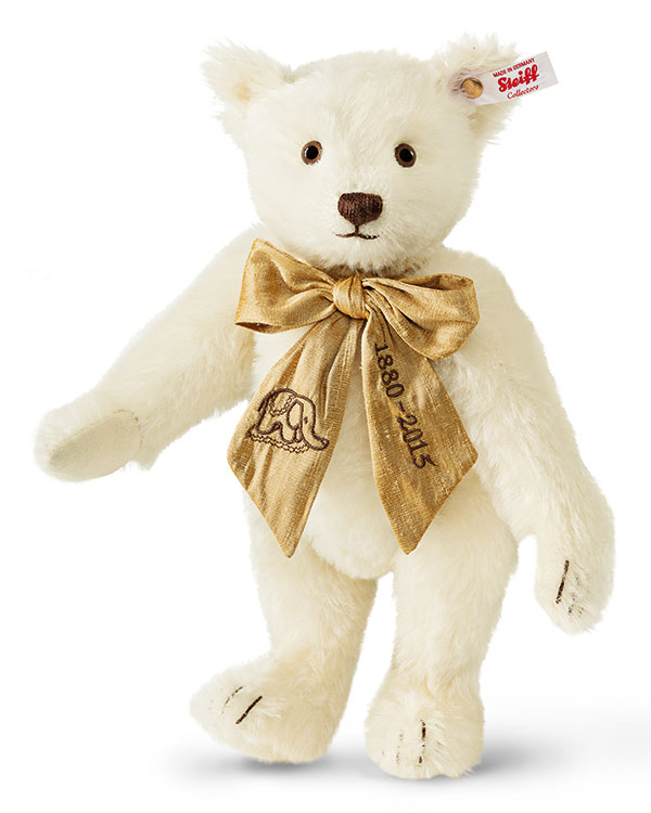 2015 Steiff Club Celebration Teddy Bear EAN 421266 by Steiff