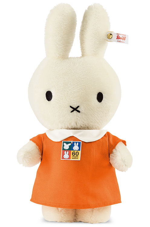 60th Anniversary NIJNTJE Miffy EAN 354618 by Steiff