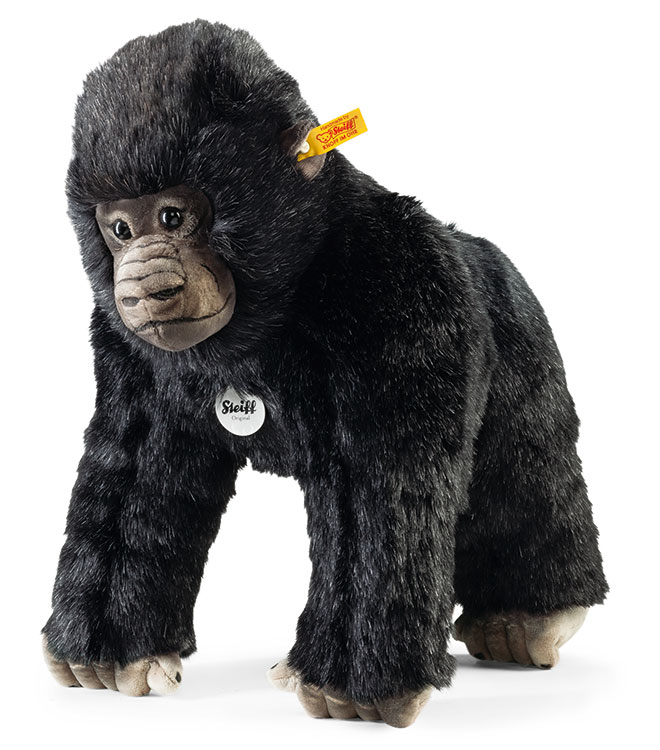 toys for christmas goran gorilla ean 062131 by steiff at the shoppe 12978