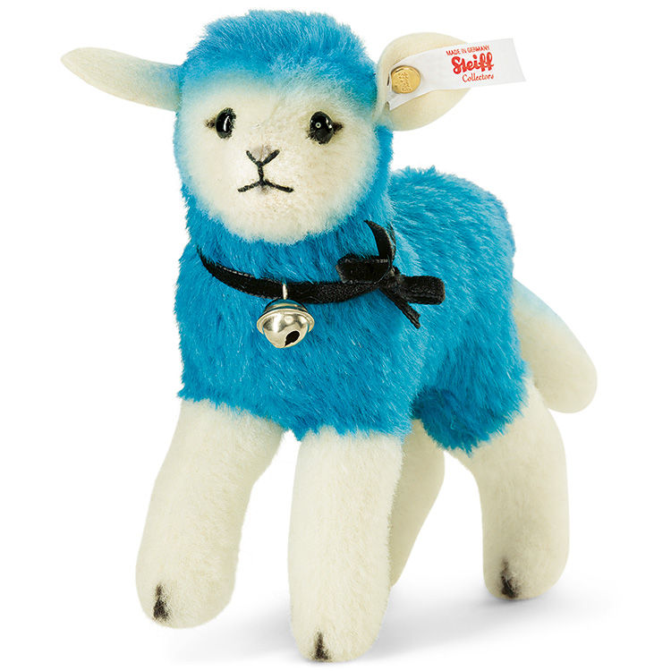 Designer's Choice Candy Lamb EAN 021626 by Steiff
