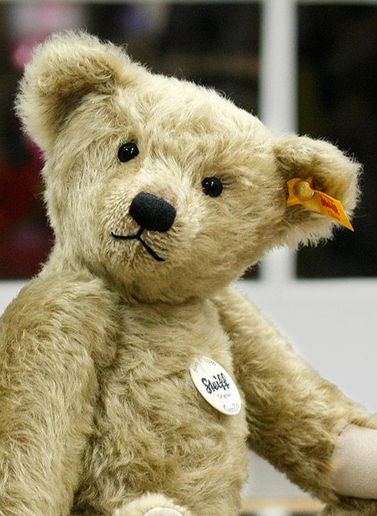 Camillo Teddy Bear Ean 026805 By Steiff At The Toy Shoppe