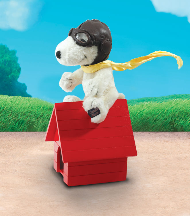 One Cubic Foot of Dirt: Return of the Red Baron |Snoopy Ace