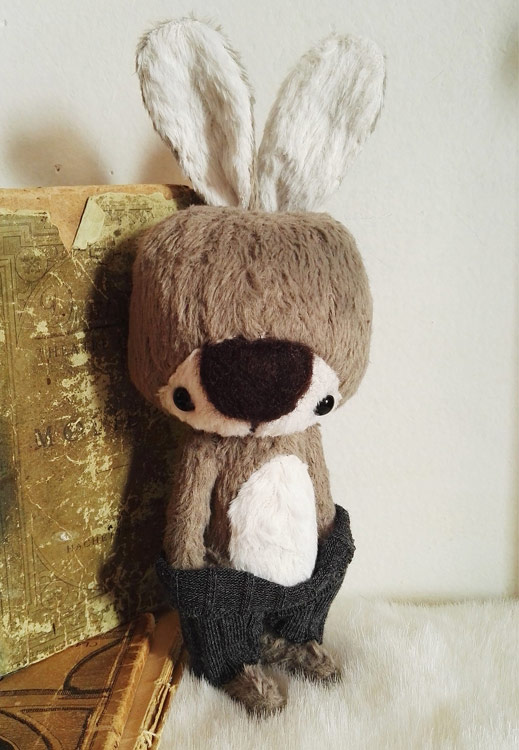 Lulu Rabbit by Designs by Sylvie
