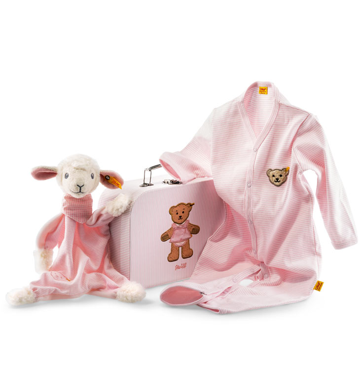 Sweet Dreams Lamb Gift Set Ean 240515 By Steiff At The Toy
