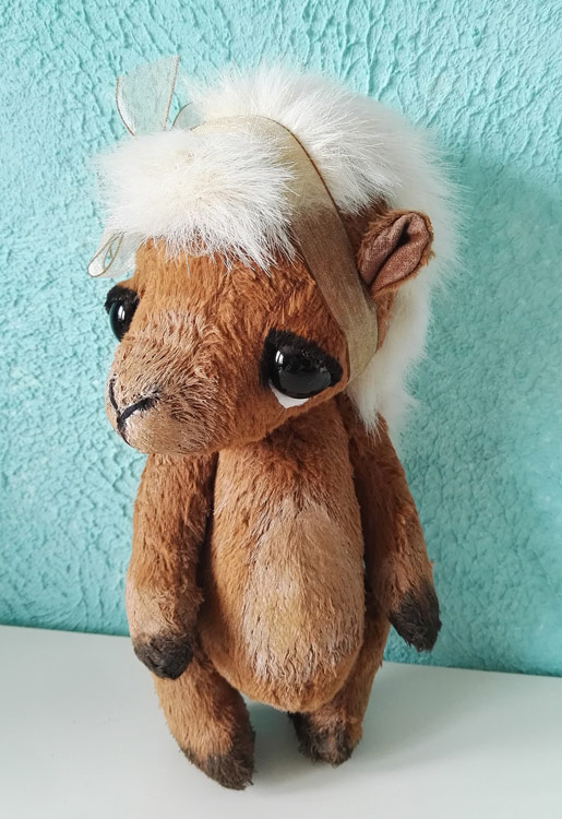Toffee Pony by Designs by Sylvie