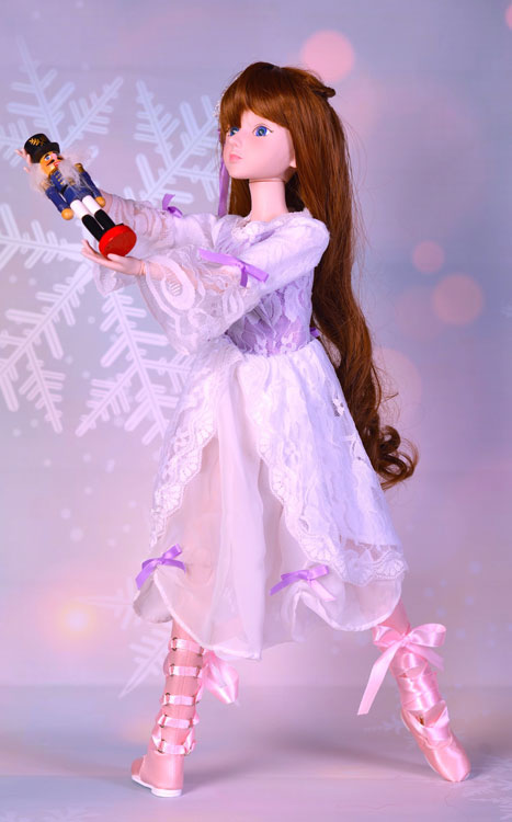 Clara Marie BJD, The Nutcracker by My Ballerina Dolls