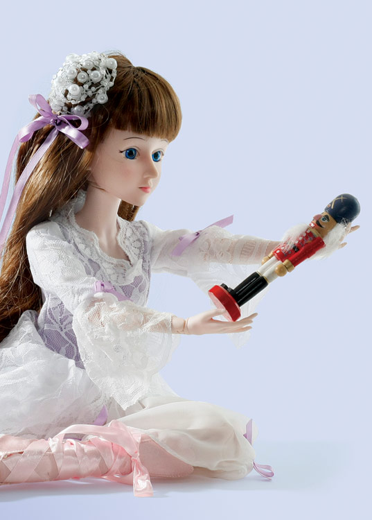 Clara Marie Bjd The Nutcracker By My Ballerina Dolls At