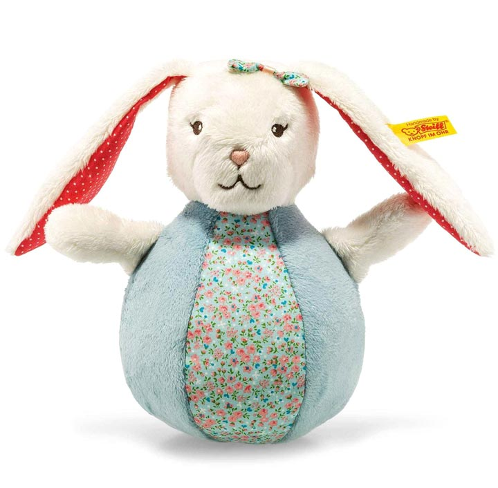 Blossom Babies Rabbit Musical Toy EAN 241130 by Steiff