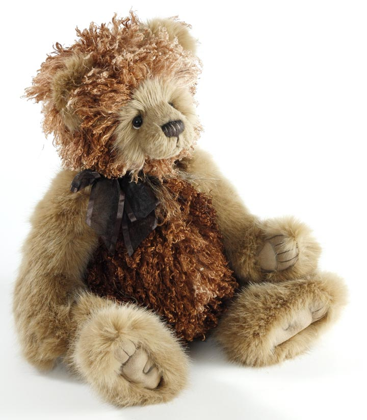 Manufactured Artist Charlie Bears Little Freddie Orders Are Welcome.