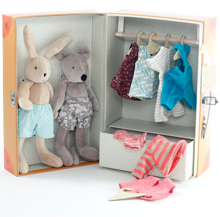 my little armoire by moulin roty at the toy shoppe. Black Bedroom Furniture Sets. Home Design Ideas