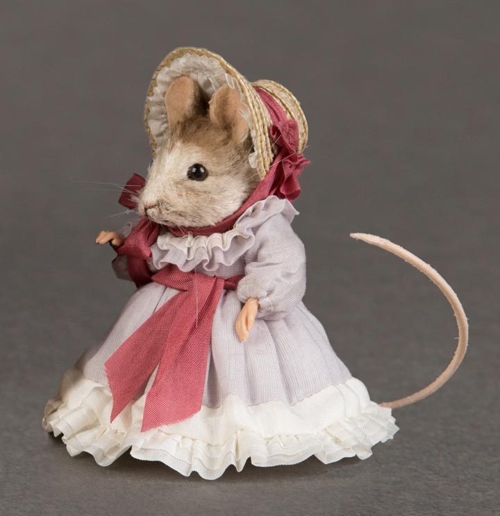 Melanie Mouse by R. John Wright