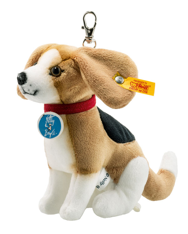 Nelly The Beagle Pendant EAN 355295 by Steiff