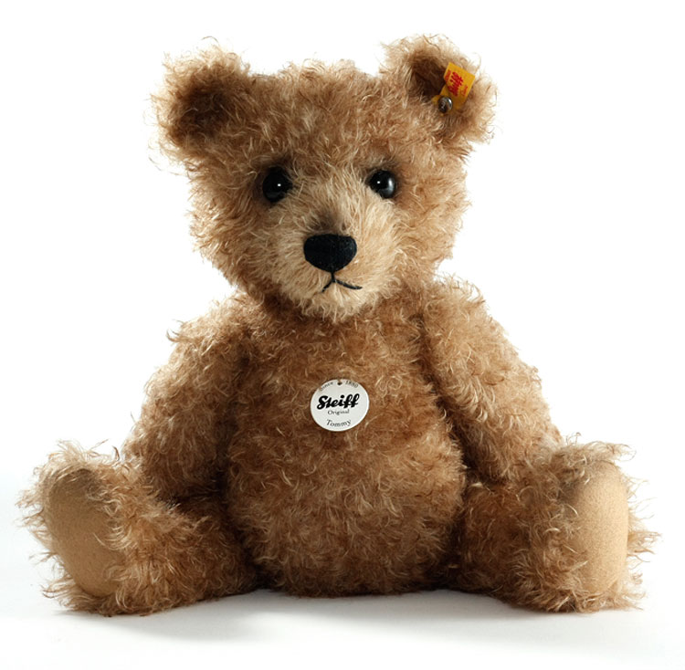 Tommy Teddy Bear EAN 026812 by Steiff