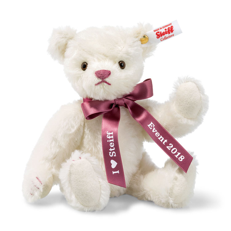 Steiff Club Event Teddy Bear 2018 EAN 421488 by Steiff