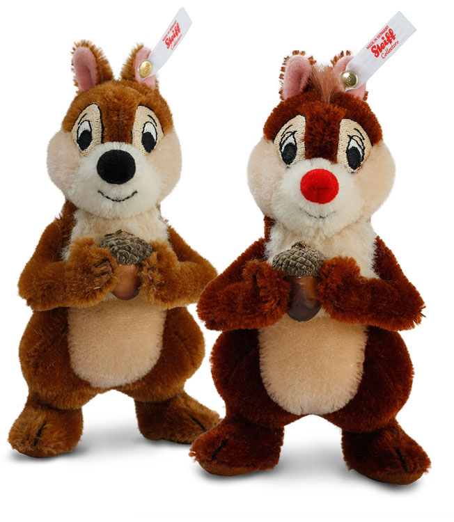 Chip'n Dale Set EAN 683282 by Steiff